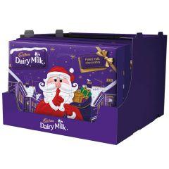 Cadbury Dairy Milk Advent Calendar  200g (Box of 16)