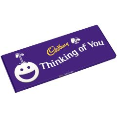 Thinking Of You Dairy Milk Bar (850g)
