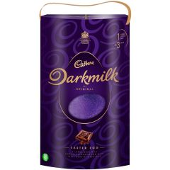 Cadbury Darkmilk Chocolate Egg 265g