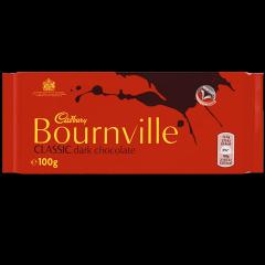 Cadbury Bournville Classic 180g (Box of 18)