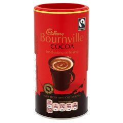 Cadbury Bournville Cocoa 250g (Box of 12)