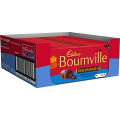 Cadbury Bournville Old Jamaica 180g (Box of 18)