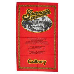 Bournville Cotton Tea Towel