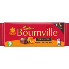 Cadbury Bournville Orange 100g