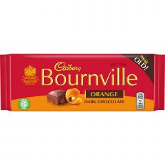Cadbury Bournville Orange 100g (Box of 17)