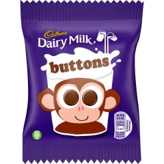 Cadbury Dairy Milk Buttons Bag 14.4g