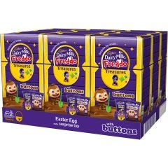 Cadbury Dairy Milk Buttons Treasures Egg 143g (Box of 9)