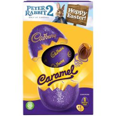 Cadbury Dairy Milk Caramel Shell Egg 139g (Box of 9)