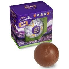 Cadbury Dairy Milk Chocolate Football 256g