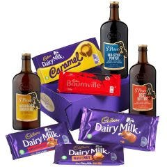 Cadbury Bars & Beers Hamper