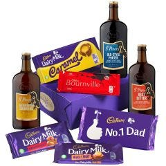 Cadbury Dad's Bars & Beers Hamper