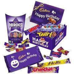 Cadbury Birthday Gift