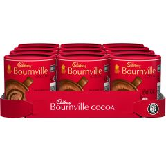 Cadbury Bournville Cocoa  125g (Box of 12)