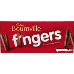 Cadbury Bournville Fingers Box (114g)