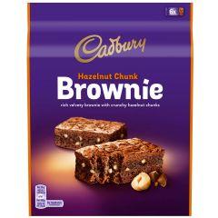 Cadbury Chocolate Hazelnut Brownie (150g)