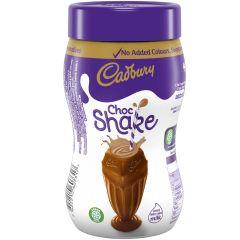 Cadbury Choc Milkshake Jar 280g