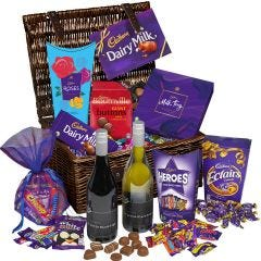 Cadbury Chocolate & Wines Hamper