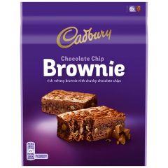 Cadbury Chocolate Chip Brownie  (150g)