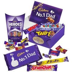 Cadbury Chocolate Dad's Gift