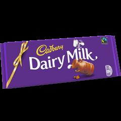 Cadbury Dairy Milk 360g (Box of 14)
