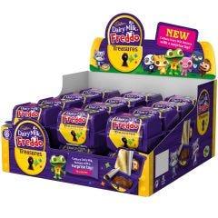 Dairy Milk Freddo Treasures 14.4g (Box of 24)