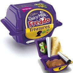 Dairy Milk Freddo Treasures 14.4g