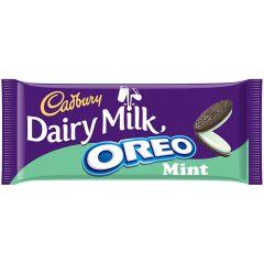 Dairy Milk Oreo Mint 120g (Box of 17)