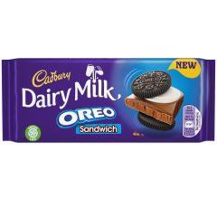 Dairy Milk Oreo Sandwich Bar (Box of 15)