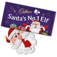 Cadbury Dairy Milk Stocking Filler 200g