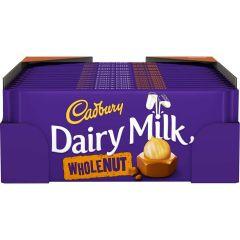 Dairy Milk Whole Nut 200g (Box of 14)