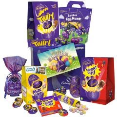 Cadbury Easter Egg Gift