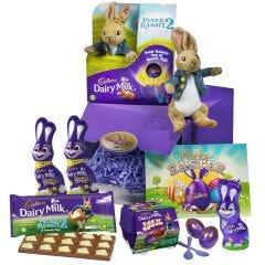 Cadbury Easter Peter Rabbit Hamper