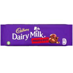 Cadbury Dairy Milk Fruit & Nut 300g Bar