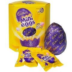 Mini Eggs Giant Easter Egg 455g