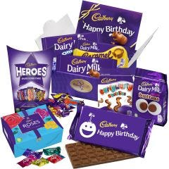 Cadbury Birthday Chocolate Gift