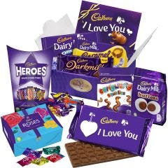Cadbury Love You Chocolate Gift