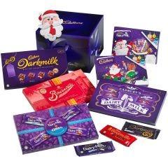 Cadbury Christmas Selection Box Hamper