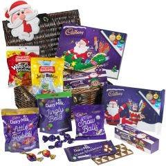 Cadbury Christmas Sharing Basket