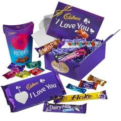 Cadbury I Love You Gift