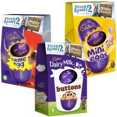 Cadbury Medium Easter Eggs
