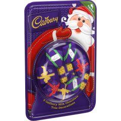 Cadbury Chocolate Tree Decorations 83g