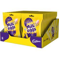 Mini Eggs Bag 80g (Box of 24)