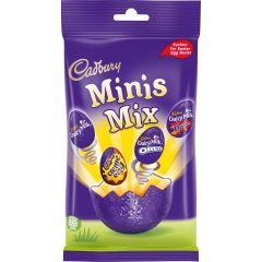 Cadbury Minis Mix Eggs 272g