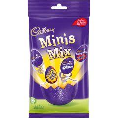 Cadbury Minis Mix Eggs 276g (Box of 12)