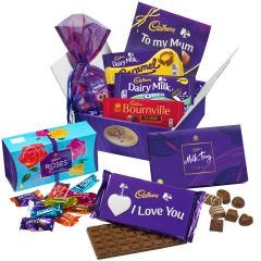Cadbury Mother's Day Chocolate Gift