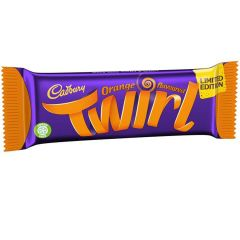 Cadbury Orange Twirl 43g