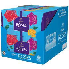 Cadbury Roses Chocolate Gift Carton 275g (Box of 8)