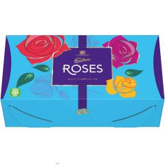 Cadbury Roses Chocolate Gift Carton 275g