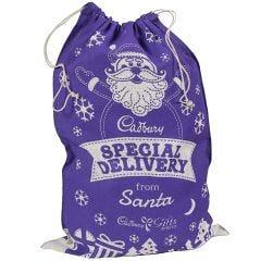 Cadbury Santa Sack