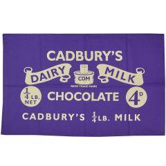 Cadbury Heritage Cotton Tea Towel